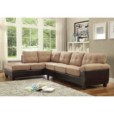 Glory Furniture G908B-SC Moran Sectional Upholstery