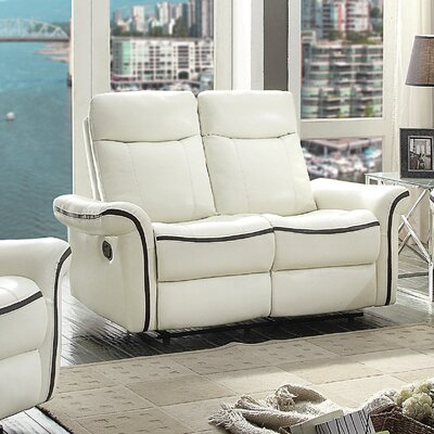 Carla Reclining Loveseat