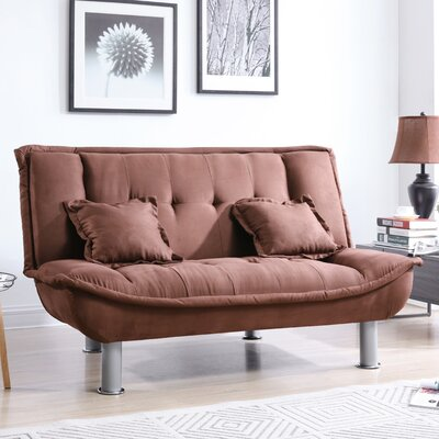 Holmgren Sleeper Convertible Loveseat