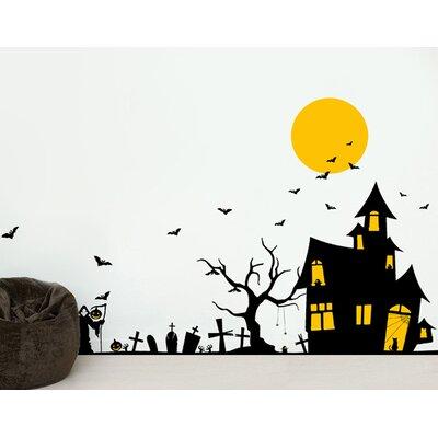 Halloween Decals Wall Decal PT-0184