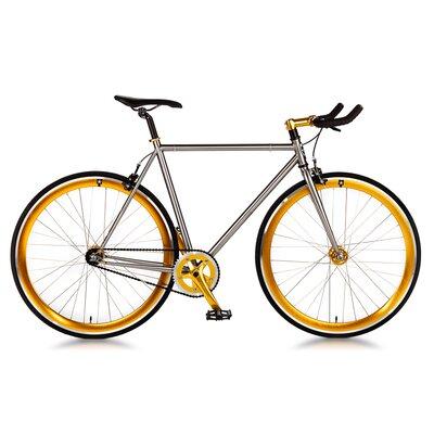 "Big Shot Bikes Streaker Single Speed Fixed Gear Road Bike - Size: Small 52cm - 5'2"" to 5'7"" at Sears.com"