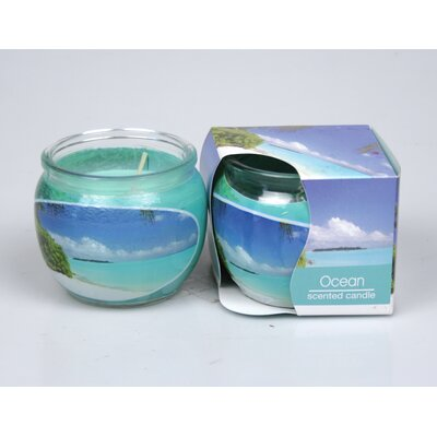 Ocean Scented Candles Tealight 22655