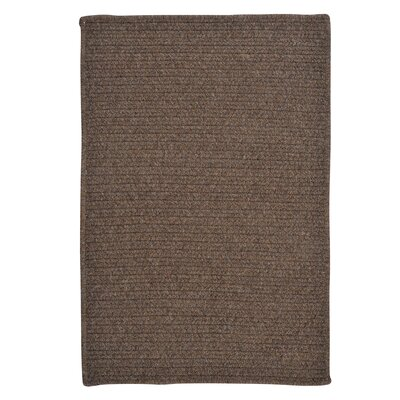 Westminster Bark Area Rug Rug Size: Square 10