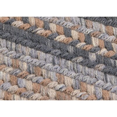 Oak Harbour Graphite Area Rug Rug Size: Runner 2 x 10