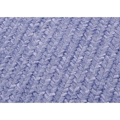 Simple Chenille Amethyst Area Rug Rug Size: Runner 2 x 8