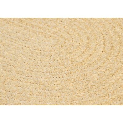 Spring Meadow Dandelion Area Rug Rug Size: Oval 5 x 8