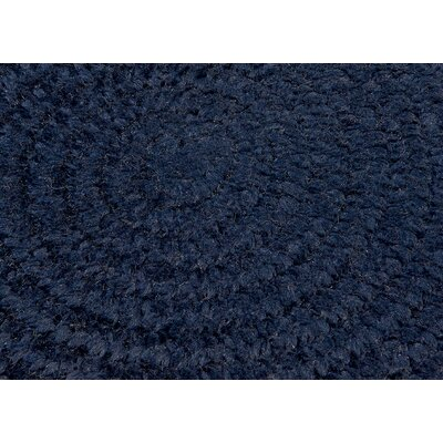 Spring Meadow Navy Area Rug Rug Size: Oval Runner 2 x 8