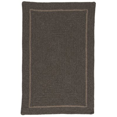 Shear Natural Rural Earth Area Rug Rug Size: 4 x 6