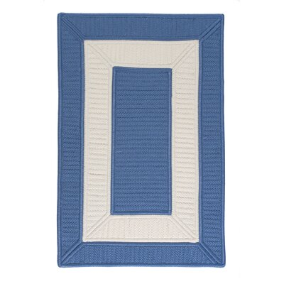 Collection 14 Blue Area Rug Rug Size: Rectangle 7 x 9