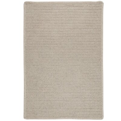 Hopseed Hand-Woven Beige Indoor/Outdoor Area Rug Rug Size: 5 x 7