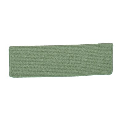 Westminster Moss Green Stair Tread Quantity: Set of 13