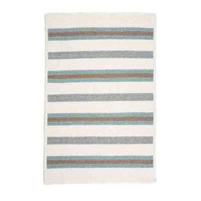 Allure Ivory Area Rug Rug Size: Rectangle 2 x 4