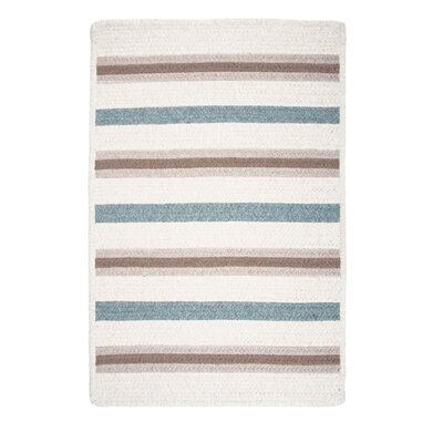 Allure Sparrow Ivory Area Rug Rug Size: Rectangle 7 x 9