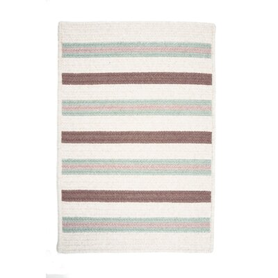 Allure Misted Green Rug Rug Size: Square 12
