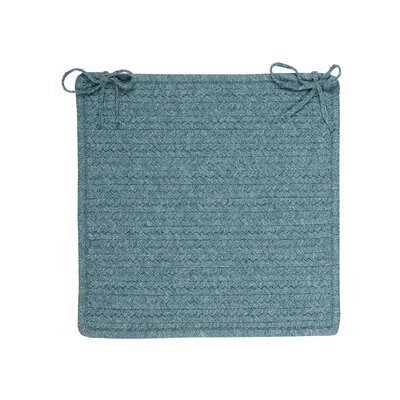 Westminster Chair Pad Color: Teal