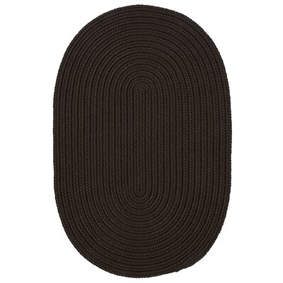 Boca Raton Mink Indoor/Outdoor Area Rug Rug Size: Oval 4' x 6'