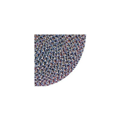 Twilight Stair Treads (Set of 13) Color: Federal Blue