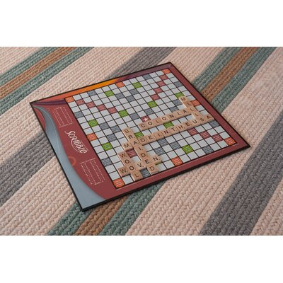 Allure Polo Blue Area Rug Rug Size: Square 12