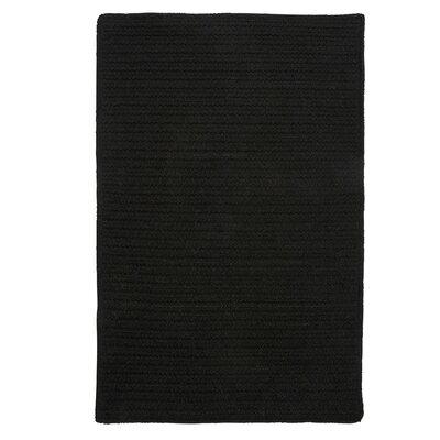 Courtyard Iron Rug Fringe: Included, Rug Size: 5' x 8'