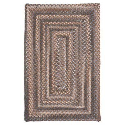 Gloucester Cashew Brown/Tan Area Rug Rug Size: Rectangle 4 x 6
