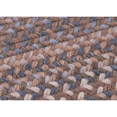 Oak Harbour Cashew Brown Area Rug Rug Size: Rectangle 4 x 6