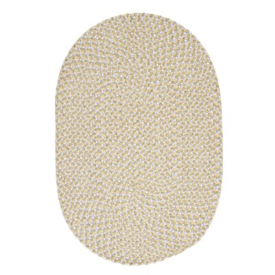 Boice Daisy Area Rug Rug Size: Oval 2 x 4