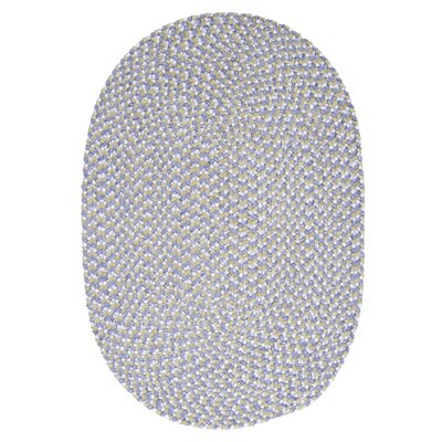 Confetti Lilac Area Rug Rug Size: Round 6