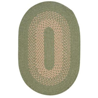 Jackson Palm Rug Rug Size: Oval 2 x 3