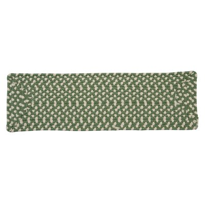 Montego Lily Pad Green Stair Treads Quantity: 1 MG19A008X028RX