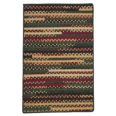 Market Mix Rectangle Winter Area Rug Rug Size: Square 10