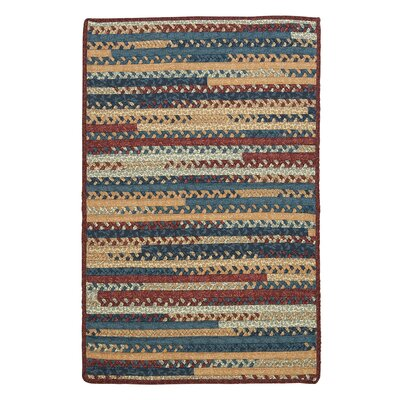 Market Mix Rectangle Summer Area Rug Rug Size: Square 4