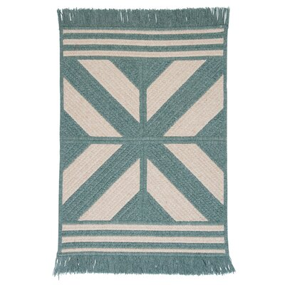 Sedona Green Area Rug Rug Size: Rectangle 10 x 13