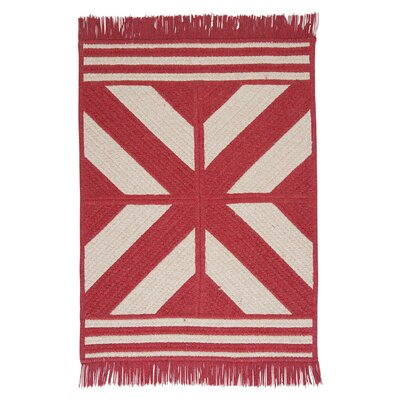 Sedona Red Area Rug Rug Size: 5 x 8