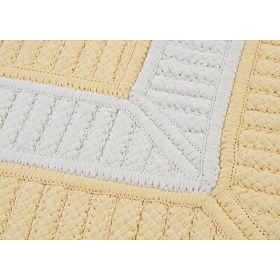 Kenton Yellow Indoor/Outdoor Area Rug