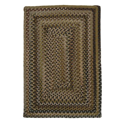 Ridgevale Grecian Green Area Rug Rug Size: Rectangle 7 x 9