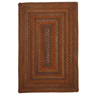 Ridgevale Audobon Russet Area Rug Rug Size: Rectangle 8 x 11