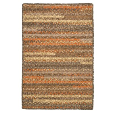 Colonial Mills, Inc. Print Party Rects Brown Area Rug - Rug Size: Runner 2' x 8'