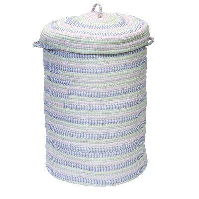 Ticking Laundry Hamper Color: Stripe