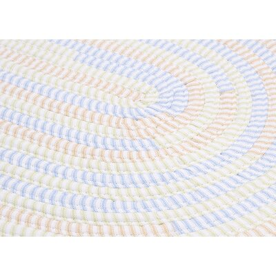 Colonial Mills, Inc. Ticking Stripe Oval Starlight Sample Swatch at Sears.com