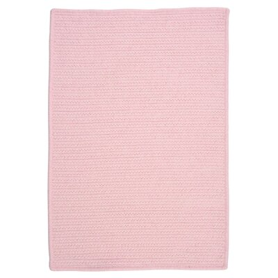 Westminster Blush Pink Area Rug Rug Size: Rectangle 7 x 9