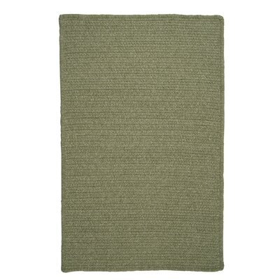 Westminster Palm Area Rug Fringe: Included, Rug Size: Square 4