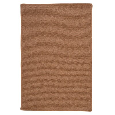 Westminster Taupe Area Rug Fringe: Included, Rug Size: 4 x 6