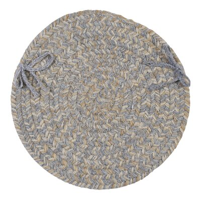 Tremont Chair Pad Color: Gray