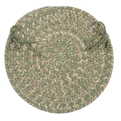 Tremont Chair Pad Color: Palm