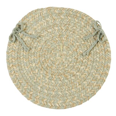 Tremont Chair Pad Color: Moss Green
