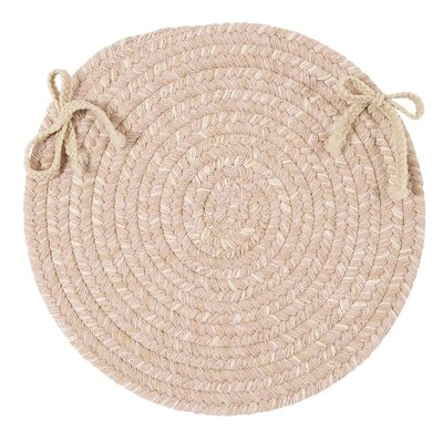 Tremont Chair Pad Color: Oatmeal