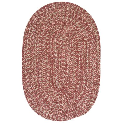 Tremont Rosewood Area Rug Rug Size: Round 4
