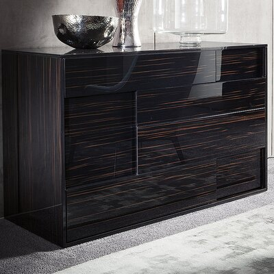 Nightfly 4 Drawer Dresser