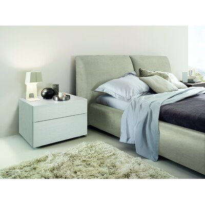 Pavo Upholstered Platform Bed Size: King