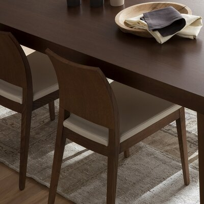 Tecla Divine Solid Wood Dining Chair